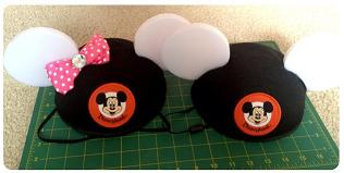 Mickey and Minnie Personalization