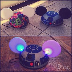 Star Wars Migration - Ear Hat